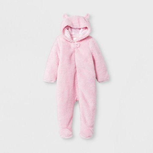 6d4e79696 Baby Girls  Bear Bunting - Cloud Island Pink 0-3M - Check Back Soon ...