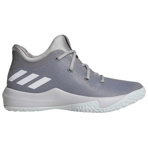 Adidas Men s Rise Up 2 Basketball Shoe - Gray White - Size  12 - BLINQ 9833a3836