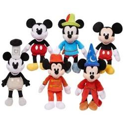 Disney  6-Pk Mickey Mouse Through the Years