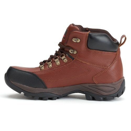 596e2e44382baf ... Itasca Men's Tempest II Waterproof Hiking Boots - Brown - Size: ...