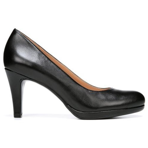5f2adfe587e7 Naturalizer Women s Michelle Dress Pumps - Black - Size 10 - Check ...