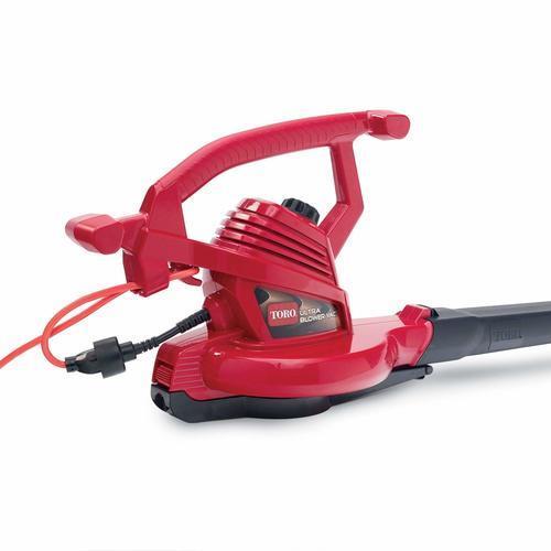 Toro Ultra 250 Mph 350 Cfm Electric 12 Amp Blower/Vacuum/Mulcher