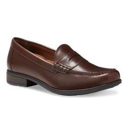 Eastland Shoe Women's Roxanne Penny Loafers - Walnut ...