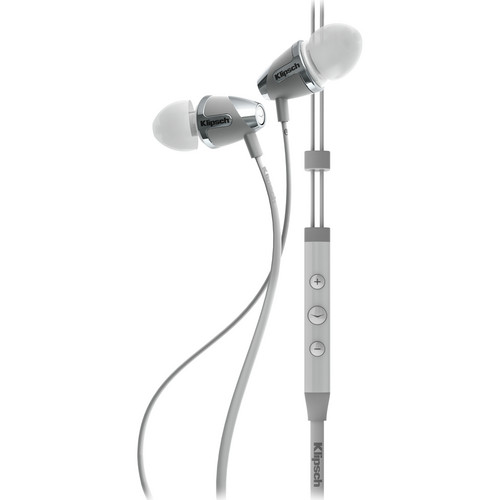 add39d61067 Klipsch Image S4i Earbuds Headphones - White - Check Back Soon - BLINQ