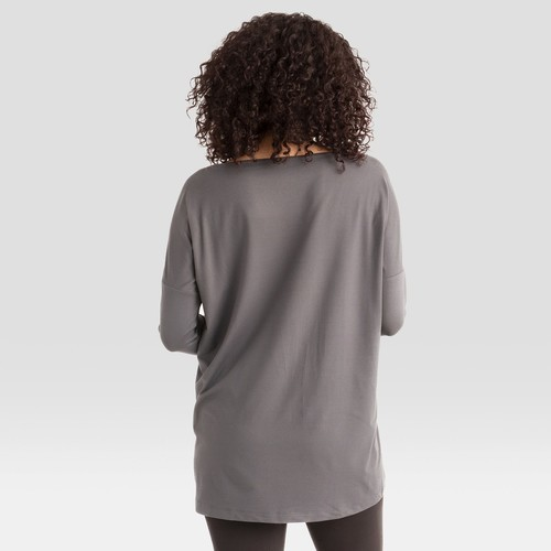 886f08eb15a Hottotties Wander Women's Thermoregulation Tunic - Gray - Size:S - BLINQ