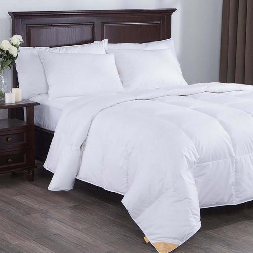 Puredown Lightweight All Season White Goose Down Comforter King