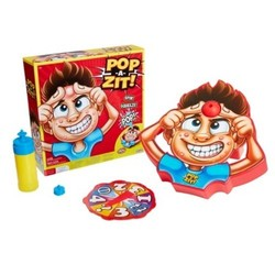 Pop-A-Zit Board Game