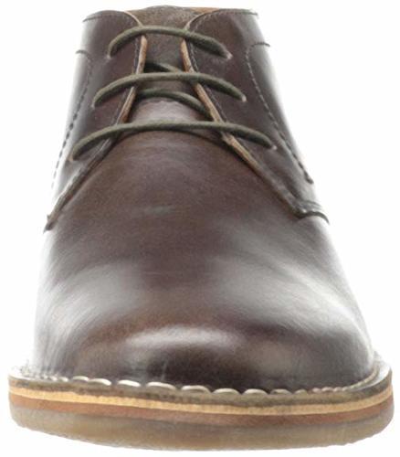 c95746d4f25 Steve Madden Men's Heston Chukka Boots - Brown - Size:13