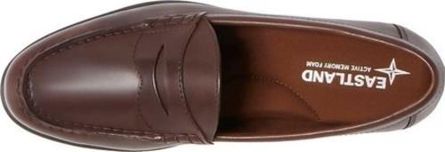 5bf5b0fbb35 Eastland Shoe Women s Roxanne Penny Loafers - Walnut - Size 7.5 - BLINQ