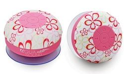 Aduro AQUA-Sound Shower Speaker - Flower/Pink (AS-WSP20-FLW)