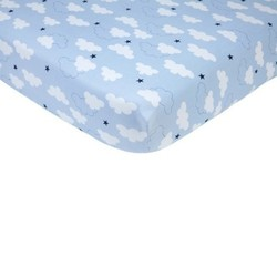 Carter's Take Flight Airplane 100% Cotton Fitted