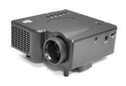 Multimedia Mini Projector with HDMI, AV VGA Inputs PRJG45