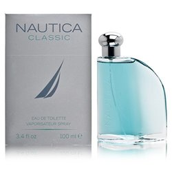 Nautica Classic Men's Eau de Toilette Spray - 3.4 oz.