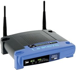Cisco-Linksys Wireless-G Broadband Router WRT54GL