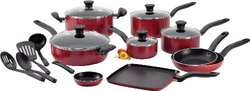 T-Fal Initiatives Nonstick Inside & Out Cookware