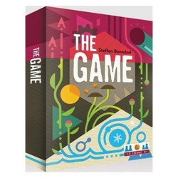 IDW Games The Game Family Card Game