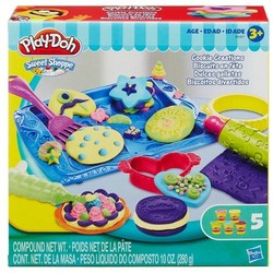 Play-Doh Sweet Shoppe Cookie Creations Food Playset