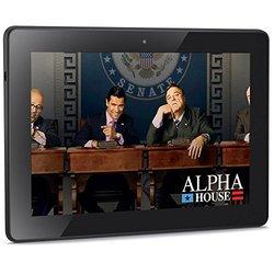"Amazon Fire HDX 8.9"" Tablet 2.5GHz 16GB Fire OS 4 Sangria - Black (GPZ45RW)"