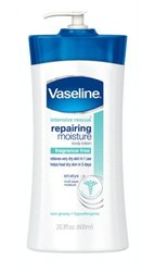 Vaseline Intensive Rescue Repairing Non-Greasy Fragrance Free Lotion