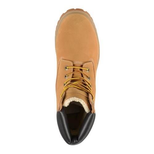 b2819744275 Lugz Men's Convoy Lug Boots - Wheat/Brown - Size: 8