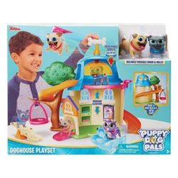 Puppy Dog Pals Kids' Doghouse Playset