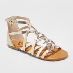 6777d593049 Girls  Freya Metallic Gladiator Sandals - art class Rose Gold 13 - BLINQ