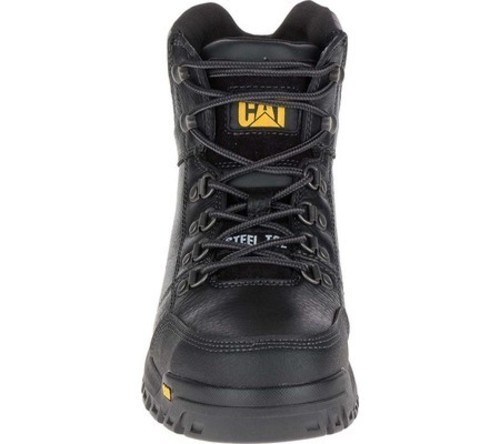 5b060fac07a CAT Footwear Men's Outline Steel-Toe Work Boots - Black - Size:9 - Check  Back Soon