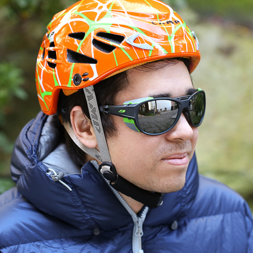 94bae0fcb3ade Julbo Men s Explorer 2.0 Glacier Sunglasses - Matte Black Camel - Check  Back Soon - BLINQ