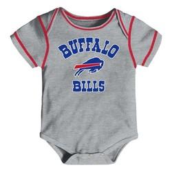 Buffalo Bills Boys' Newest Fan 3-Pack Bodysuit