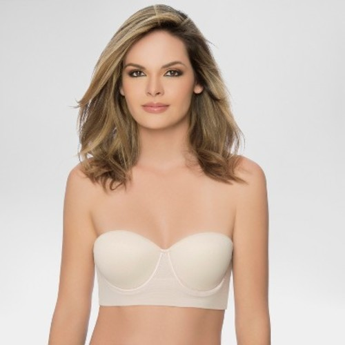 81750e8af205b Annette Women s Control Bra with Extra Side Support - Beige 36DD - BLINQ