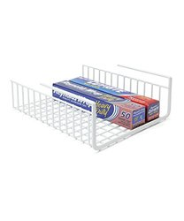 Organized It All Living Under-Shelf Basket - White