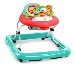 Bright Starts Walk-A-Bout Walker Roaming Safari