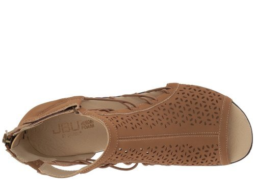 68392576d7d43 JBU by Jambu Women's Nelly Wedge Sandals - Sand - Size: 8