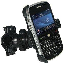 Amzer Bicycle Handlebar Mount for BlackBerry Bold 9000 Black AMZ20639
