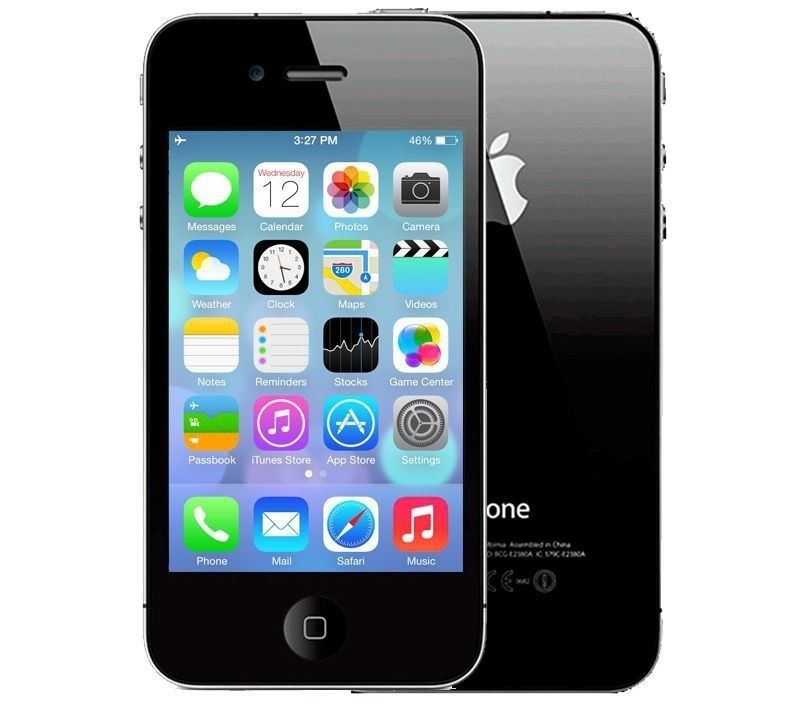 iphones for sale no contract apple iphone 4 8gb no contract for sprint black md146ll 6194