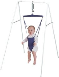 Jolly Jumper Baby Exerciser w/ Stand for Rockers