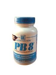 PB 8 Pro-Biotic Acidophilus Capsules Vegetarian - 120 Count