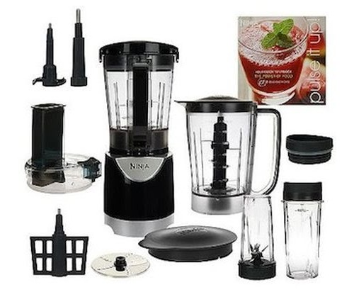 ninja kitchen system pulse blender - black (bl206q) - check back
