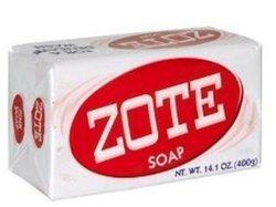 Zote 95000 Citronella Soap - 14.1 Ounce - Pink