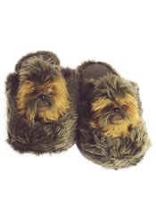 Star Wars Adult Chewbacca Slippers Large - Size: 11/12
