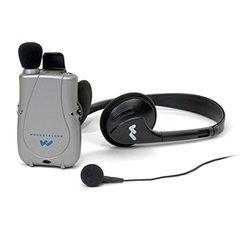 Williams Sound PocketTalker Ultra System with Rear-wear Headphone