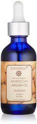 Elma and Sana 100 % Pure Organic Argan Oil Cold Pressed Virgin - 2 Ounce