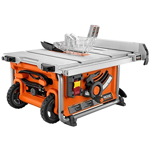 Ridgid 15 amp 10 in portable jobsite table saw r4516 check back ridgid 15 amp 10 in portable jobsite table saw r4516 greentooth Gallery