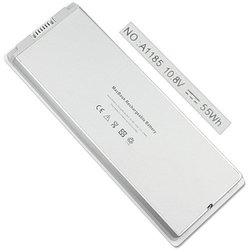 "55WH battery for Apple MacBook 13"" A1185 MA561FE/A MA561LL/A"