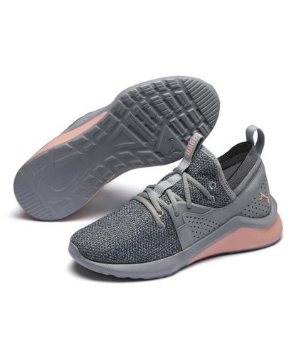 Emergence Running Shoes - Gray/Orange