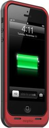 Mophie Juice Pack Air External Battery Case for iPhone 5/5s - Red