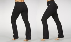 Marika Women's Ultimate Slimming Pants - Black - Size: L