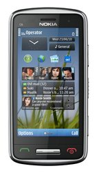 Nokia C6-01 Unlocked GSM Phone 8MP 720p (002T5X2)