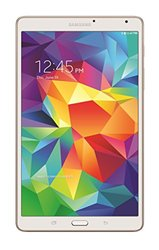"Samsung Galaxy S 8.4"" Tablet 16GB - Dazzling White (SM-T700NZWAXAR)"