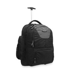 "Samsonite Carrying Case Backpack For 17"" Notebook - Black"
